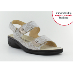 getha chaussure sandale femme nu pieds mobils mephisto