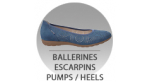 Ballerines / Escarpins