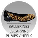 Ballerines Femme Mephisto