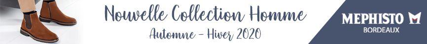 Nouvelle Collection Homme Automne Hiver 2020