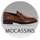 Mocassins Mephisto pour Homme