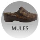 Mules Femme