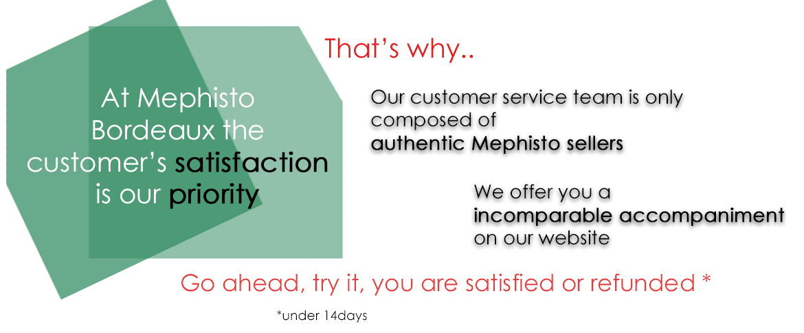 Your satisfaction, our priority
